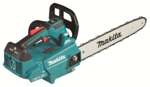 Makita DUC356ZB Aku řetězová pila Li-on 2x18V 35cm,bez aku (AS4035)