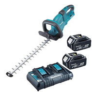 Makita DUH551PT2 Aku plotostřih 550mm Li-ion 2x18V 5,0Ah